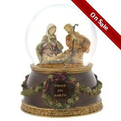 Christmas Snowglobes.Christmas Snow Globes The Catholic Company