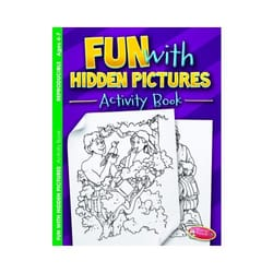 Fun with Hidden Pictures Coloring & Activity Book
