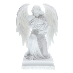Guardian Angel with Child Veronese Statue, 7 inch