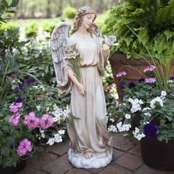 Heavenly Garden Angel, 24.5 inch