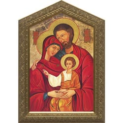Holy Family Icon (8x10)