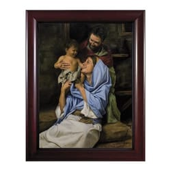 Holy Family II w/ Cherry Frame