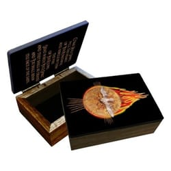 Holy Spirit Confirmation Keepsake Box