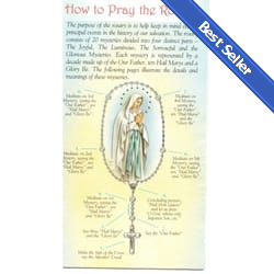 photo relating to How to Pray the Rosary Printable Booklet named Rosary Textbooks The Catholic Business enterprise