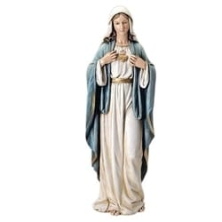 Immaculate Heart Statue  - 36 inch