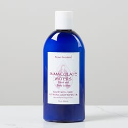 Immaculate Waters Hand and Body Lotion - Rose Scented