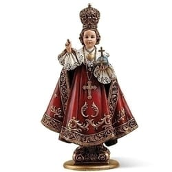 Infant of Prague Statue, 6.5 inches