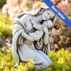 Outdoor Garden Statues Saint Figurines The Catholic Company