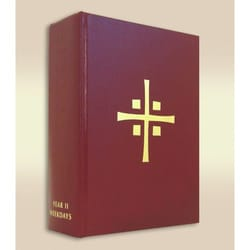 Lectionary for Mass Chapel Edition - Volume III