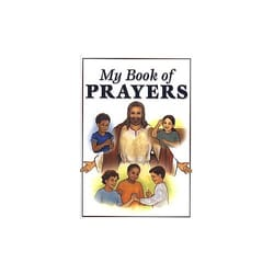 My Book of Prayers - Revised