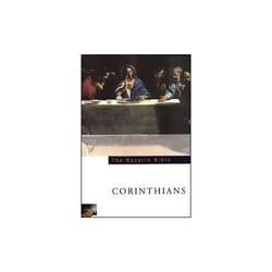 The Navarre Bible - Corinthians Texts and Commentaries