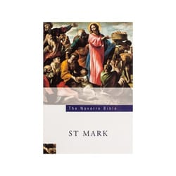 The Navarre Bible - St. Mark Texts and Commentaries