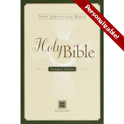The New Jerusalem Bible - Leather Edition