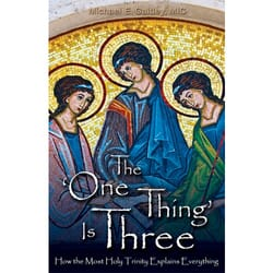 The One Thing is Three-How the Most Holy Trinity Explains Everything