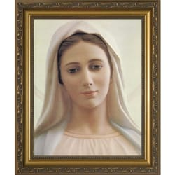Our Blessed Mother Framed Print (8x10)