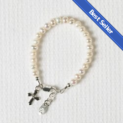 Baptism Jewelry Medals Bracelets Baby Pins The Catholic Company