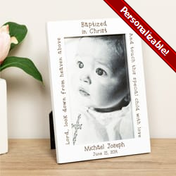 baptism picture frames and photo albums the catholic company