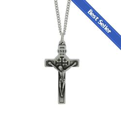 Cross Crucifix Necklaces Pendants The Catholic Company