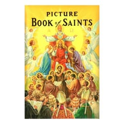 Picture Book of Saints - HC
