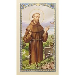 st francis of assisi a legendary hero and a popular saint Printable fun featuring st francis of assisi encourage children to learn about the gentle holiness of st francis of assisi using this printable card is a great way to connect with heroes.