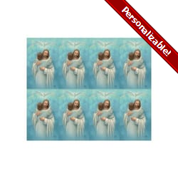 The Reunion Personalized Prayer Card (Priced Per Card)