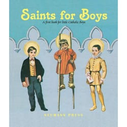 Saints for Boys - A First Book for Little Catholic Boys