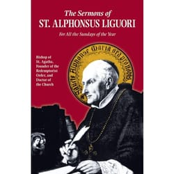 Sermons of St. Alphonsus Liguori