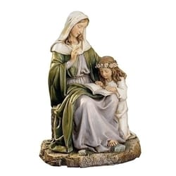 St Anne Figure - 7 inch