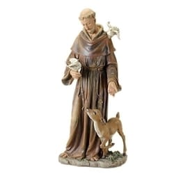 St Francis Statue - 36 inch