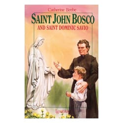 St. John (Don) Bosco and St. Dominic Savio