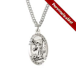 373c1ba1892 Catholic Patron Saint Medals, Saint Jewelry |The Catholic Company ...
