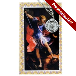 Catholic Patron Saint Medals, Saint Jewelry |The Catholic Company