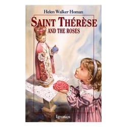 St. Therese (Lisieux) and the Roses