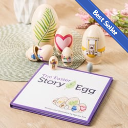 Childrens easter gifts the catholic company the easter story egg negle Images