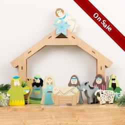 Nativity Sets Nativity Scenes Manger Scenes The Catholic Company