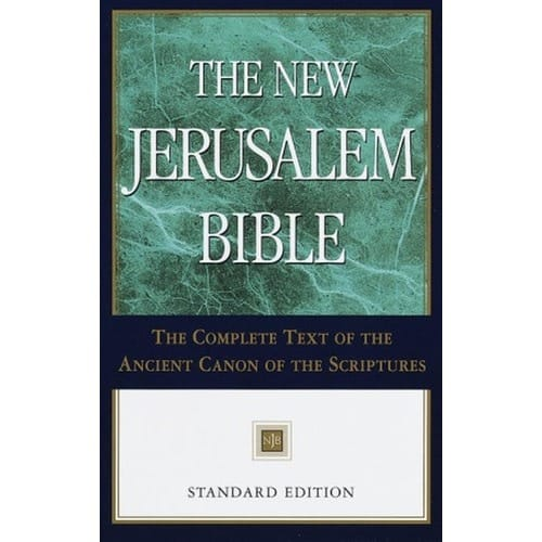 The new jerusalem bible standard edition the catholic company the new jerusalem bible standard edition fandeluxe Images