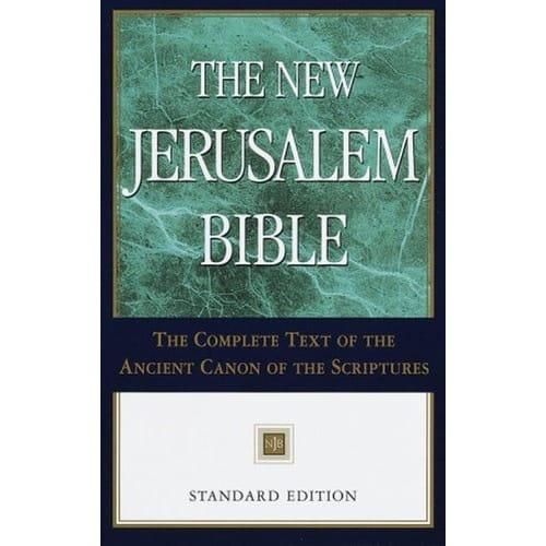 The New Jerusalem Bible - Standard Edition