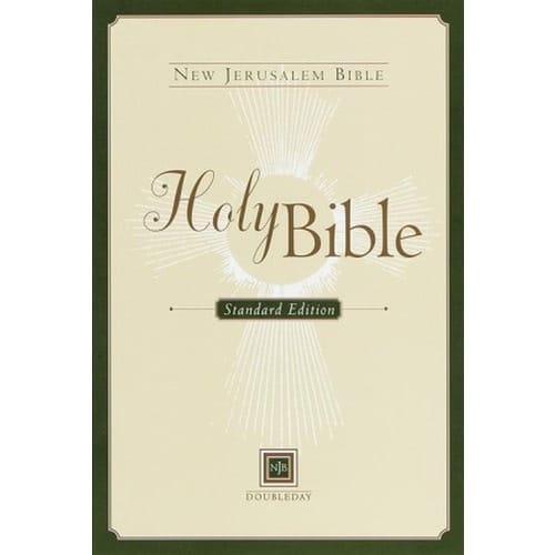 The New Jerusalem Bible - Leather Edition