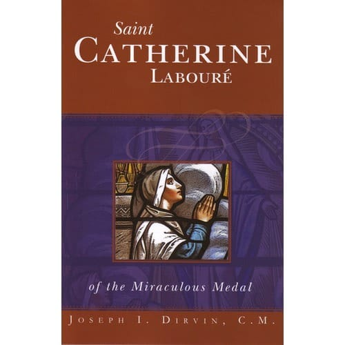 St_Catherine_Laboure_of_the_Miraculous_Medal_by_Rev_Joseph_I_Dirvin