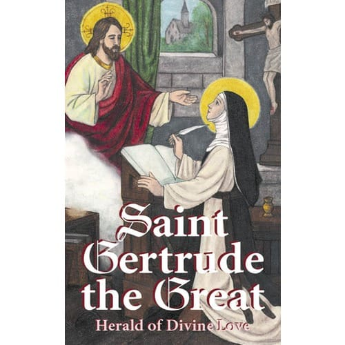 St. Gertrude the Great