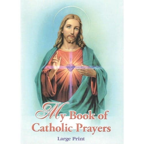 My Book of Catholic Prayers
