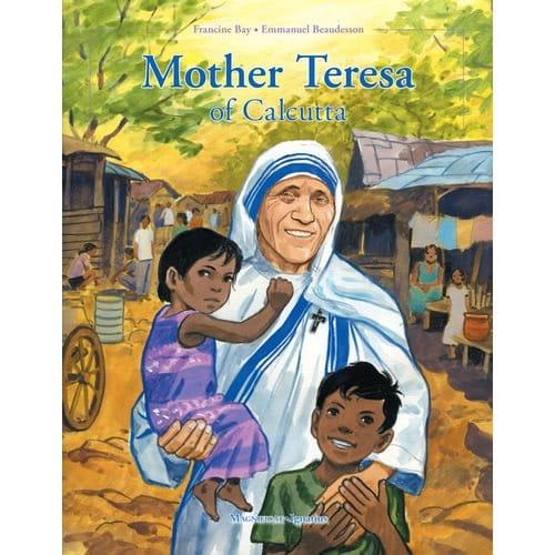 Mother Teresa of Calcutta by Francine Bay