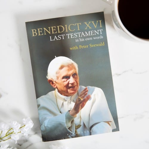 Benedict XVI Last Testament: In His Own Words
