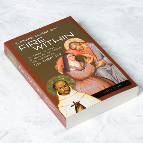 Fire Within by Fr. Thomas Dubay