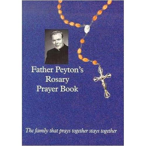 Father Peyton's Rosary Prayer Book