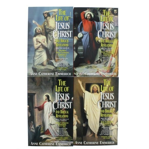 The Life of Jesus and Biblical Revelations - 4-Vol Set by Anne...