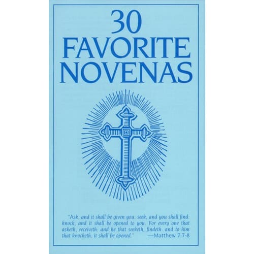 30 Favorite Novenas 1003867