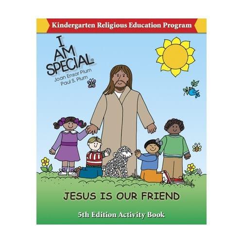 I Am Special Kindergarten Student Activity Book