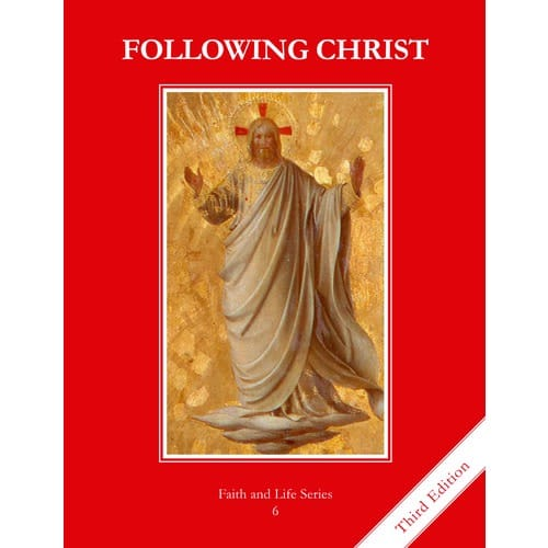 Following Christ Grade 6 Student Book, 3rd Edition