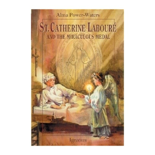 St_Catherine_Laboure_and_the_Miraculous_Medal_by_Alma_PowerWaters